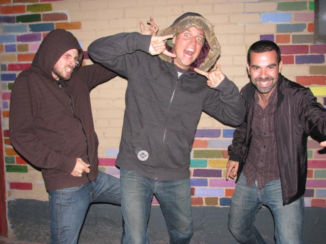 magicgravy band bio photo